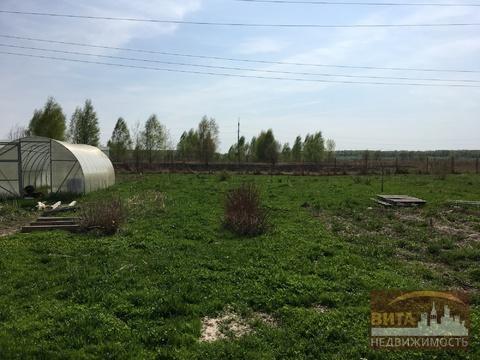 Купить участок в д. Двойни Егорьевского района - Фото 2