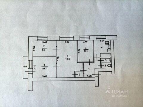 Продажа квартиры, Великие Луки, Ул. Ставского - Фото 1