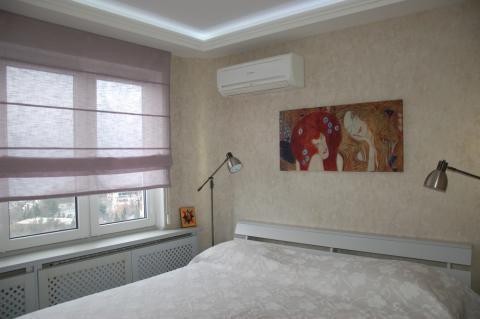 Видовая квартира в Массандре с отличным ремонтом - Фото 1