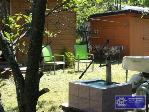 Участок с 2-мя домиками в 2 км от Волоколамска (СНТ) - Фото 3