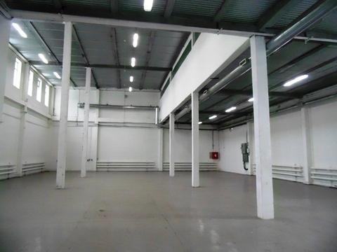 Производственно-складские помещения 1872м2 и 30 сот. на охран. базе - Фото 3