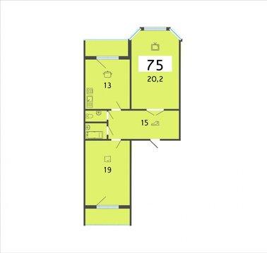 Продажа квартиры, Липецк, Ул. Свиридова - Фото 1