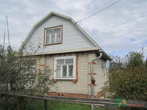 Кирпичный дачный домик, Переславский район, Коровино - Фото 1