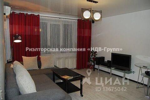 Аренда квартиры, Хабаровск, Ул. Чехова - Фото 1