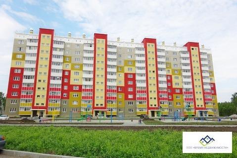 Продам 1-комн квартиру Строительная 24 3эт,34 кв.м - Фото 1