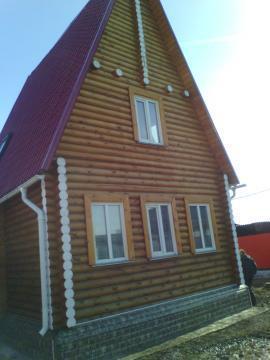 Дом из сосны - Фото 1
