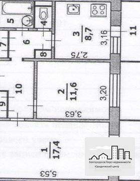 Продажа двухкомнатной квартиры на Харьковской горе