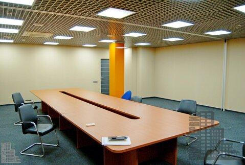 Офис 657 кв.м у метро Калужская в БЦ - Фото 4