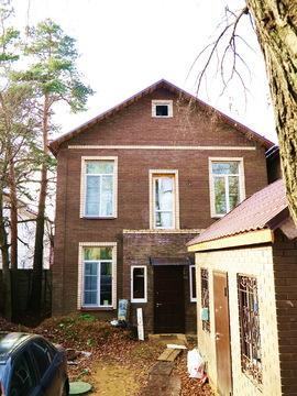 Новый жилой дом 168 кв.м. в Немчиновке. 2 км. от МКАД. - Фото 1