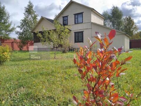 Дом 117 кв.м, Участок 8 сот. , Минское ш, 40 км. от МКАД. - Фото 1