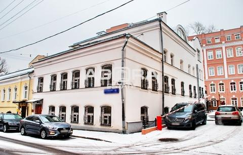 Продажа офиса, м. Таганская, Пестовский пер. - Фото 1