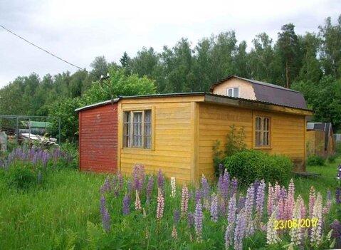 Эксклюзив! Продается дача рядом с деревней Кривское, выход в лес. - Фото 1