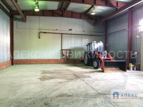Аренда помещения пл. 300 м2 под склад, производство Наро-Фоминск . - Фото 4