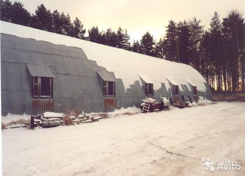 Утепленное складское помещение (ангар) на Киевском шоссе 500 кв.м - Фото 2