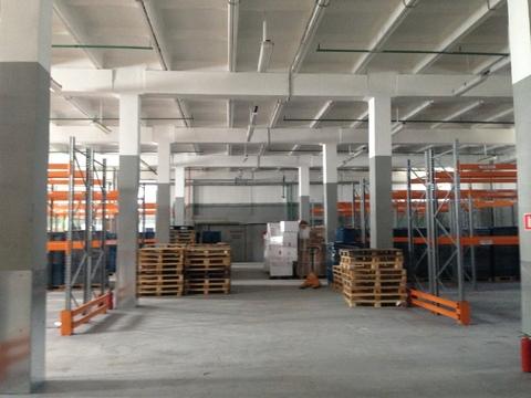 Аренда склада 790 кв.м. - Фото 1