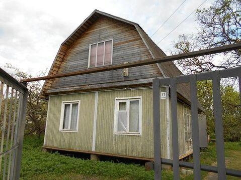 Продам дачу, Ладога Московского района СНТ, 50 км от города - Фото 1