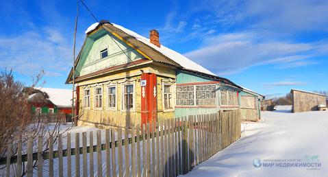 Дом в деревне Крюково Волоколамского района Московской области - Фото 1