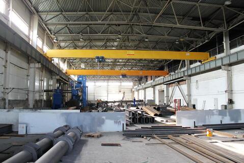Продам производственно - складской комплекс 17 890 кв.м. - Фото 1