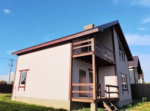 """Продаётся новый коттедж 156 кв.м в кп """"Дубровские зори""""-35 км от МКАД - Фото 4"""