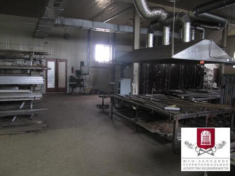 Сдается в аренду цех по производству кованных изделий 1000 кв.м.Место - Фото 2