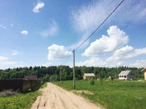 8 соток в жилой деревне Беклемишево 45 км от МКАД по Дмитровскому ш. - Фото 3