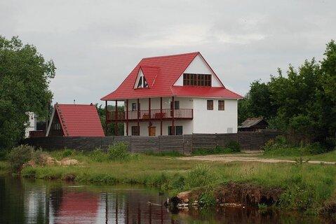 Аренда коттеджа в Нижегородской области в Чкаловском районе - Фото 1