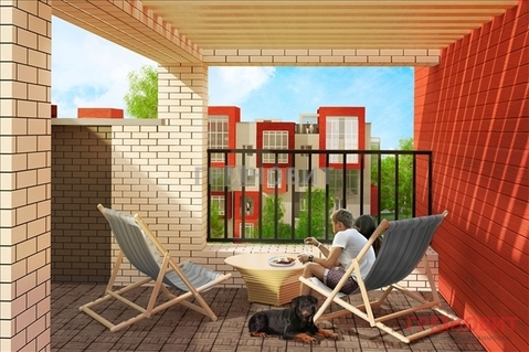 Продажа квартиры, Кольцово, Новосибирский район, 9-й микрорайон - Фото 3