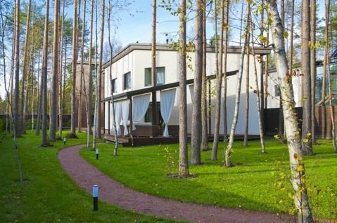 Шикарный дизайнерский коттедж в Курортном районе в посёлке. Белоостров - Фото 2
