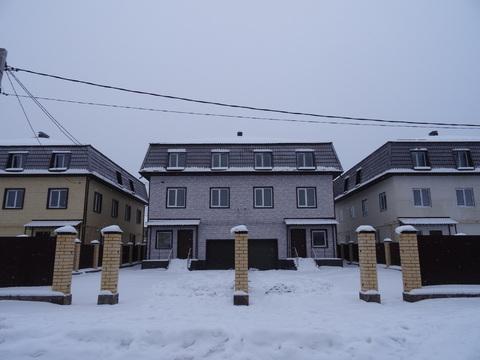 Таунхаус, район Широкая речка, черта Екатеринбурга. - Фото 2