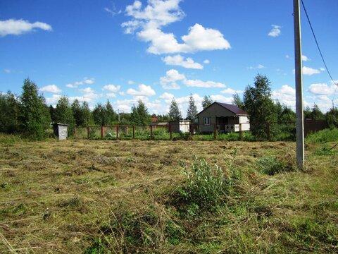 Участок 8 соток в СНТ «Менделеевец-2» в районе д. Аймусово, Талдомског - Фото 5