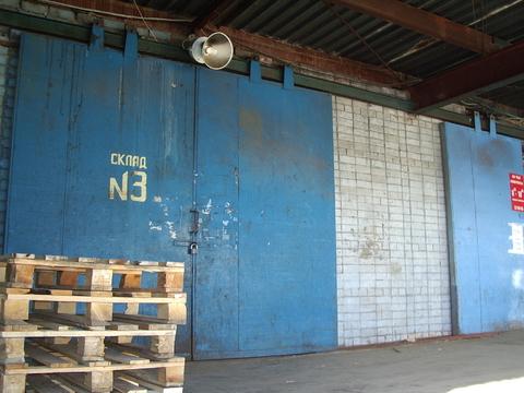 Сдаётся тёплый склад 400 м2 - Фото 1