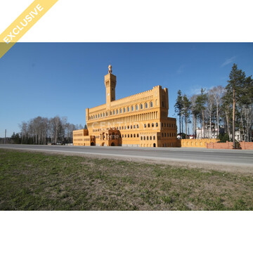 Продажа здания! Балтым, ул. Боровая, д. 5 - Фото 1