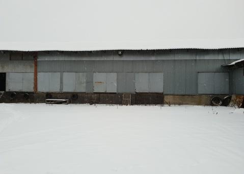 Сдается в аренду склад г Тула, Торховский проезд, д 6 - Фото 1