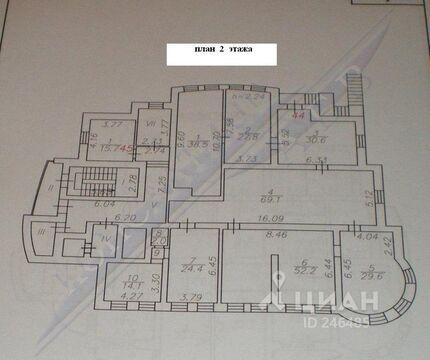 Офис в Астраханская область, Астрахань ул. Баумана (289.0 м) - Фото 2
