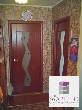 Продажа квартиры, Воронеж, Левобережный Цимлянская - Фото 1
