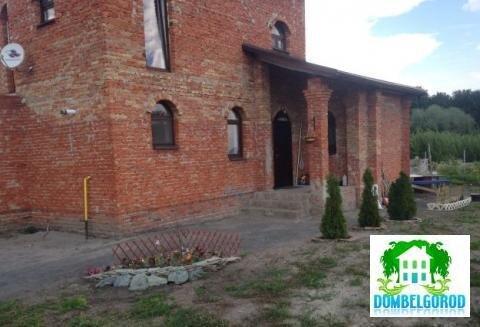 Дом из красного кирпича в Таврово-10 - Фото 1