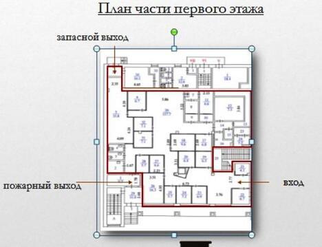 Аренда офиса 351.0 кв.м. Метро Баррикадная - Фото 3