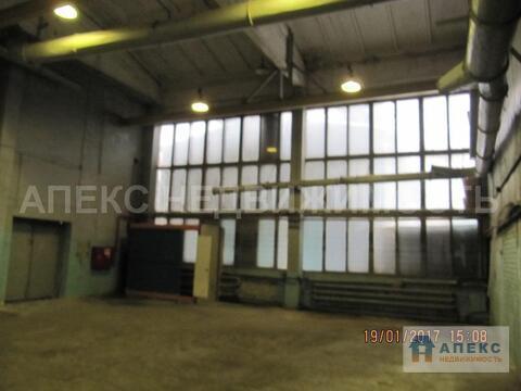 Аренда склада пл. 350 м2 м. Щелковская в складском комплексе в . - Фото 3