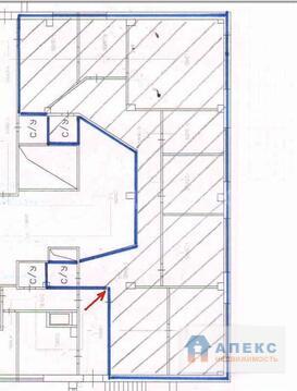 Аренда офиса 211 м2 м. Новые Черемушки в бизнес-центре класса В в . - Фото 3