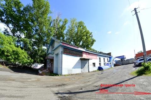 Продается Торговый центр. , Новокузнецк город, Трамвайная улица 6 - Фото 2