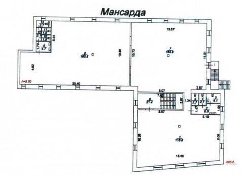 Аренда офиса 1692.1 кв.м. Метро Новокузнецкая - Фото 3