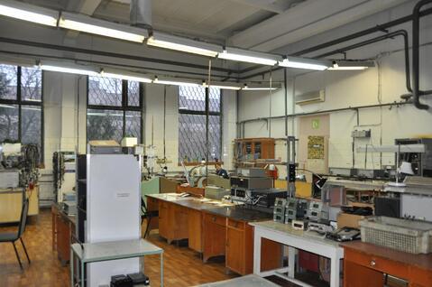 Продам административно-производственный корпус 1571 кв.м. - Фото 1