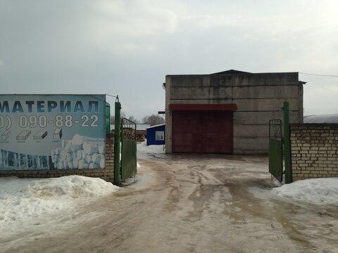 Продажа производственой площади 900 кв.м. на 1га. земли. - Фото 5