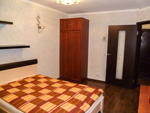 Сдается 1-комнатная квартира в новом доме ул. Калужская 20, с мебелью - Фото 4