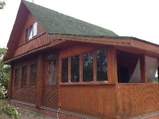 Дом с удобствами на Волге - Фото 1