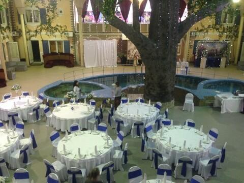 Коттедж 2000 кв.м.с банкетным залом на 200 гостей - Фото 1