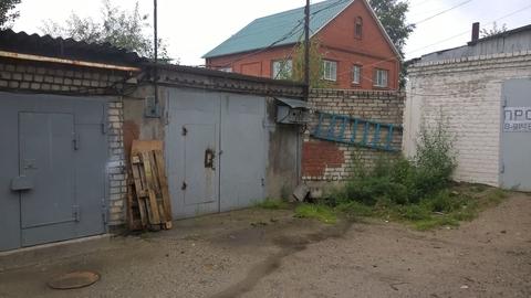 Гаражи и стоянки, Московских строителей, д.21 - Фото 1