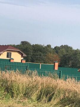 Земельный участок с правом прописки в Дедовске! - Фото 1