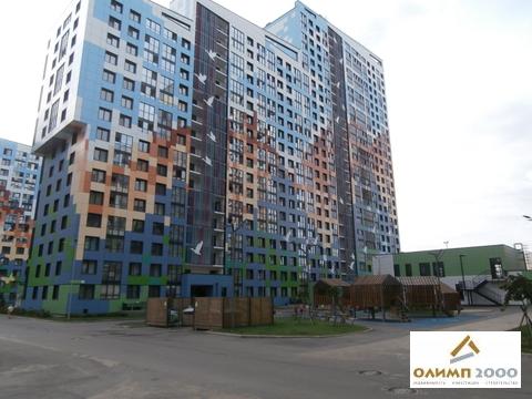 Продам студию 25 кв. м в ЖК Юность с ремонтом и метро ул. Дыбенко - Фото 3