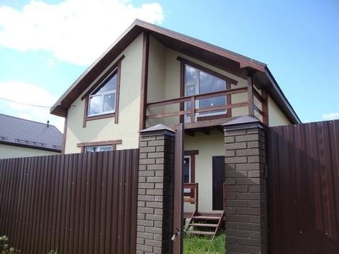 Продаётся новый дом 159 кв.м в пос. Подосинки - 35 км. от МКАД по Д. - Фото 2
